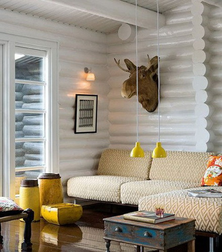 梦居装饰教你装修效果图客厅 时下最流行的小户型客厅装修